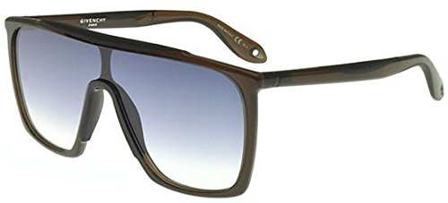 Sunglasses Givenchy 7040 /S 0TIR Brown Black / IT blue gradient - Givenchy Men Sunglasses