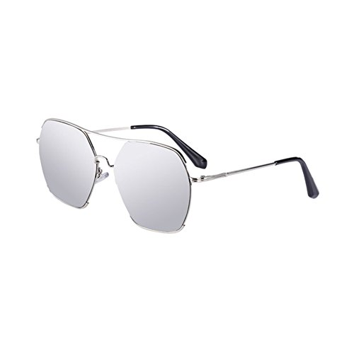 De Conducción Unisex Al Gafas YQ Retro Marco Aire Moda Grande QY Sol 2 Gafas Color 2 Libre Turismo De Y7qqw4Pv
