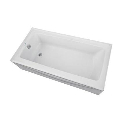 Attrayant ProFlo PFS6030RSK 60u0026quot; X 30u0026quot; Soaking Bathtub   For Alcove  Installation, ...