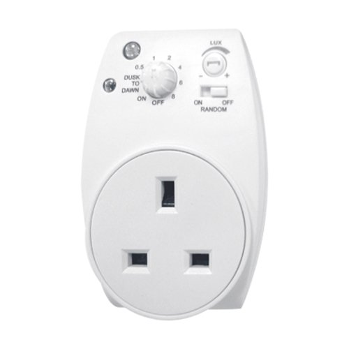 masterplug indoor power tdd mp dusk till dawn adaptor amazon co uk