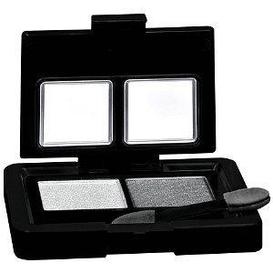 (Black Radiance Metallic Duo Chrome/Steel Eyeshadow 8745)