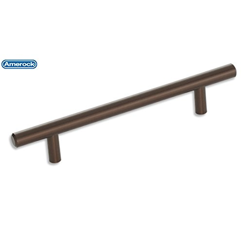 Amerock BP40517CBZ Bar Pull, Caramel Bronze, 128mm by (Amerock 128mm Bar Pull)