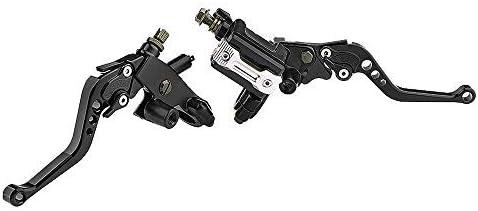 7 8 22mm Lenker Motorrad Bremshebel Und Kupplungshebel Universal Moped Bremszylinder Auto
