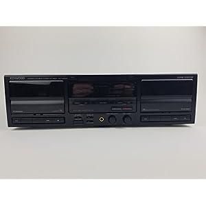 Kenwood KX-W4040 Stereo Double Cassette Deck