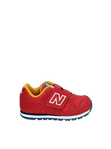 New Unisex Sneaker Bambini Rosso Balance 373v1 – rxUr4f