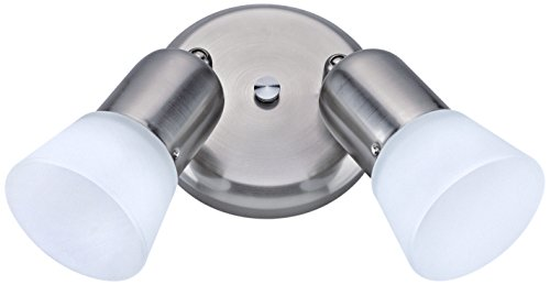 CANARM ICW5251 Ceiling/Wall Omni 2 Light (2 Light Directional Spotlight)
