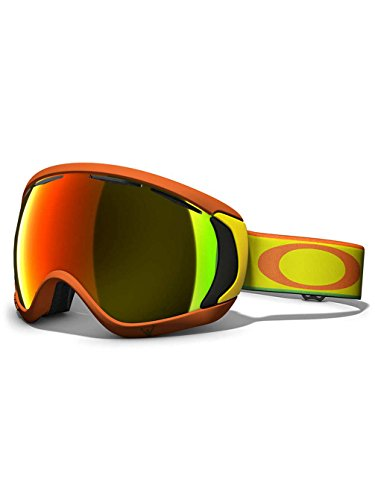 Oakley Canopy Shane McConkey Signature Series Snow Goggle with Fire Iridium - Oakley Board Bag