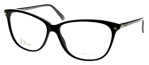 DIOR Eyeglasses 3270 0807 Black ()
