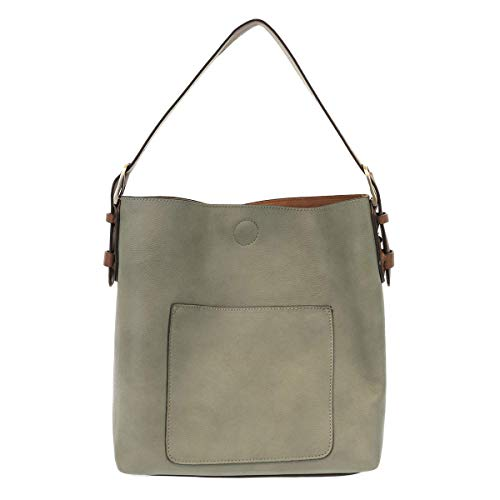 Misty Susan Joy Grey Hobo Classic Handbag 67IxYgq