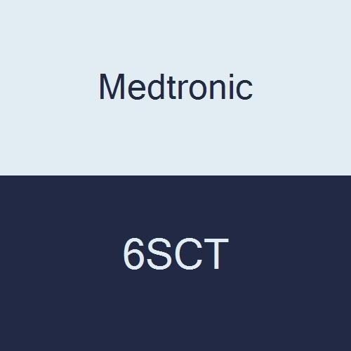 Covidien 6SCT Tracheostomy Tube, Single-Cannula, 67 mm Length, Size 6.0