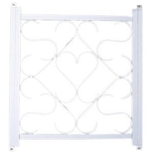 (Camco 43991 Aluminum Screen Door Deluxe Grille)