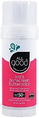All Good Sun Butter Stick, Kid's, 2.75 Ounce