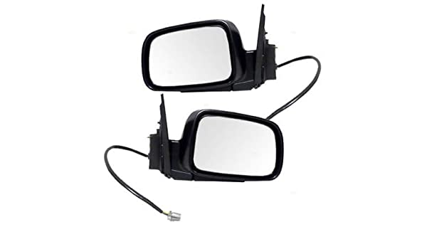 NEW Door Mirror Glass Right Side for 08-12 HONDA ACCORD With Light Model