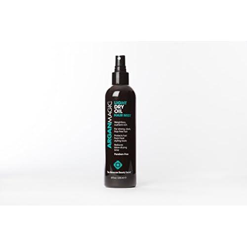 Light Dry Oil Hair Mist