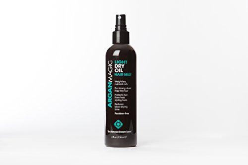 (Light Dry Oil Hair Mist)