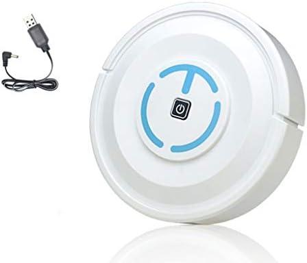 HUOLEO Carga USB Inteligente Robot Aspirador, Barredora Electrico ...