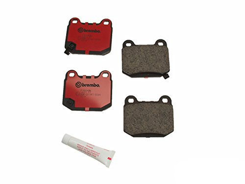 Brembo P56048N Rear Disc Brake Pad