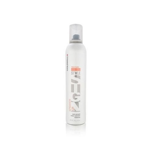 - Goldwell Style Sign 5 Texture Sprayer Hair Lacquer Spray for Unisex, 8.6 Ounce by Goldwell