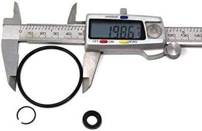 Kit Torniller/ía Tap/ón Dep/ósito Pro Bolt Aluminio TDU055