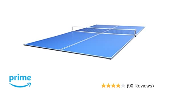 f151e42295d Amazon.com   JOOLA 4-Piece Tetra Table Tennis Conversion Top with ...