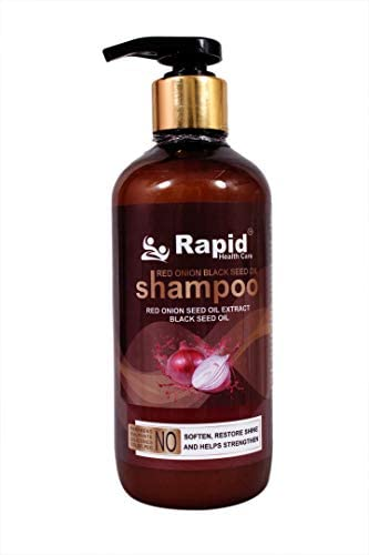 Buy Hness Health Care Ayurvedic Red Onion Shampoo For Hair Growth 330 Ml 100 Natural Hair Care Kit Online At Low Prices In India Amazon In
