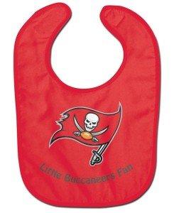 - WinCraft NFL Tampa Bay Buccaneers WCRA2049714 All Pro Baby Bib