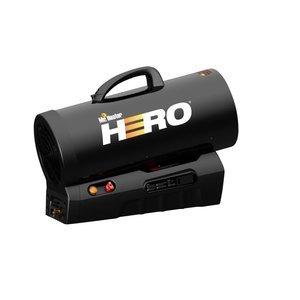 Mr. Heater MH60CLP Hero Liquid Propane Cordless Forced Air Heater (F228810)