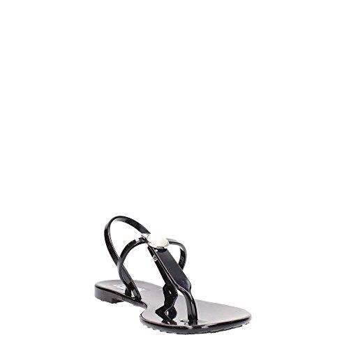 Pantoufle Noir Lagerfeld KL8001 38 Femme Karl SnTExCwq1S