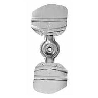 38hd580 931 carrier replacement condenser fan blade 2 x for Carrier condenser fan motor replacement