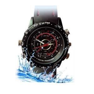 Electrolandia® Reloj Camara Espia HD: Amazon.es: Bricolaje y herramientas