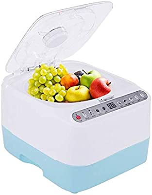 PIGE Lavadora inteligente de frutas y verduras - Purificador de ...