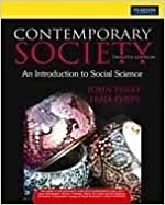 Book Contemporary Society : An Introduction To Social Science