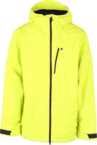 Volcom Prospect Snowboard Jacket Mens Sz M Lime