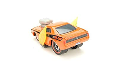 Amazon.com : Pixar Cars Snot Rod With Flames Metal Diecast ...