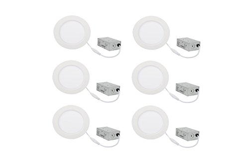 Commercial Electric 3 Led Recessed Lighting in US - 4