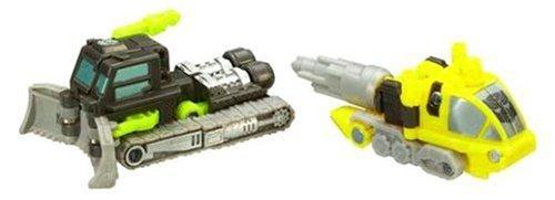 Hasbro Transformers Cybertron - Mini-Con Class - Scattorbrain vs. Monocle