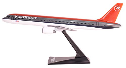 A320 Northwest Airline - Flight Miniatures Northwest Airlines NWA 1989 Airbus A320-200 1:200 Scale Display Model