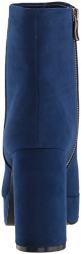 Pictures of Chinese Laundry Women's Nenna Boot Navy NENNA MICRO SUEDE 8