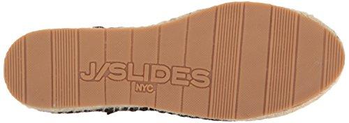 J Slides JSlides Womens Rally Fashion Sneaker Black Leather 6jBKkh0uwn
