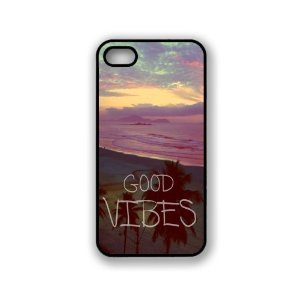 Zeimax® UV Case for iPhone 5 5S – Good Vibes