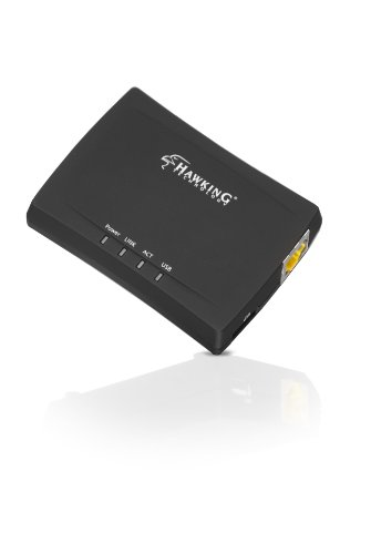 Hawking Technology 1-Port Multifunction USB Print Server (HMPS1U)
