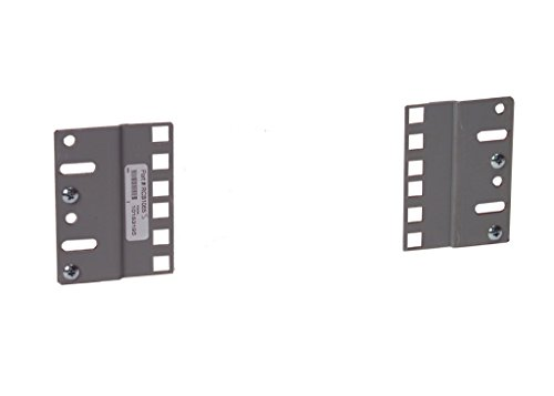 2U 23-inch to 19-inch Rack Reducer for 2-post or 4-post rack cabinet (1 Pair)