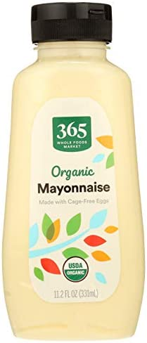 365 by Whole Foods Market, Organic Mayonnaise, Squeezable, 11.2 Fl Oz