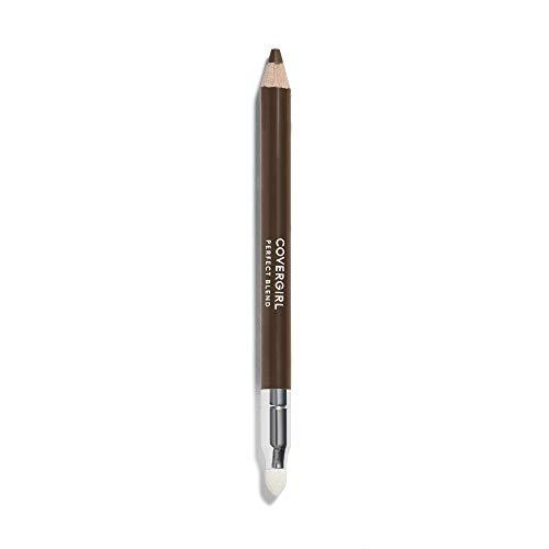 Covergirl Perfect Blend Eyeliner Pencil, 110 Black Brown, 0.03 Fl Oz, 2 Count