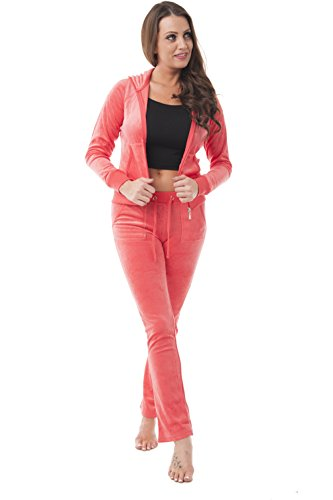 Velour Jacket Pants - 3