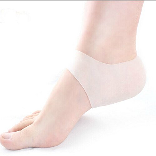Merssavo Plantar Fasciitis Foot Arch Support Wrap Elastic Compression Bandage Brace Relieves Pain