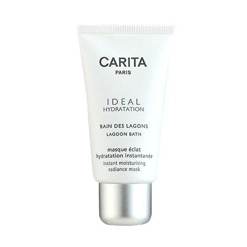 Ideal Hydration Lagoon Bath Instant Moisturising Radiance Mask - Carita - Ideal Hydration - Cleanser - (Carita Skin Mask)