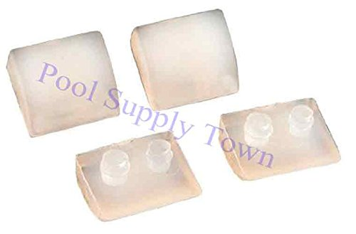 PoolSupplyTown Pod Shoes Replacement Fits Hayward Navigator, Pool Vac Pool Cleaner Pod Shoe AXV414P (4-Pack)