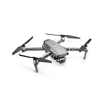 DJI Mavic 2 Pro Drone Quadcopter, Ultimate Bundle, with 64GB SD Card, Filter Set (CPL ND8 ND16 ND32), Landing Gear, Landing Pad and Backpack