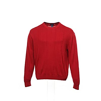Discount John Ashford Mens Ribbed Knit Pullover Sweater supplier